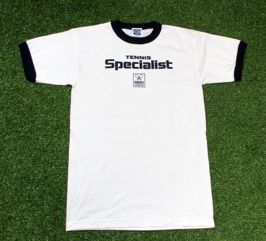 TENNIS SPECIALIST・トリムTee-シャツです【NOBU TENNIS BLOG】