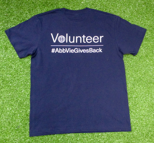 ボランティア作業用のシャツ【NOBU TENNIS BLOG】