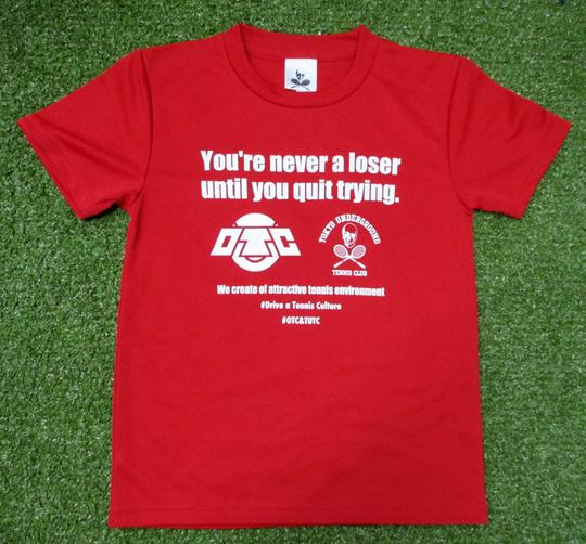 東京アンダーグランドのコラボTee-Shirts【NOBU TENNIS BLOG】