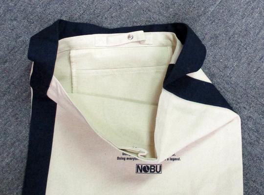 バケツ型・トートバッグを作りました【NOBU TENNIS BLOG】